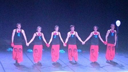 Festival de dance contemporaine d'Alger 9