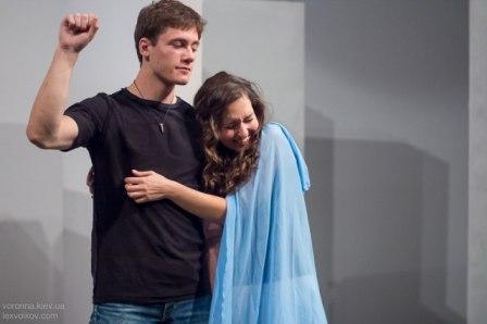 АВТОБУС: что-то Очень Важное театр-студия БЕЛАЯ ВОРОНА