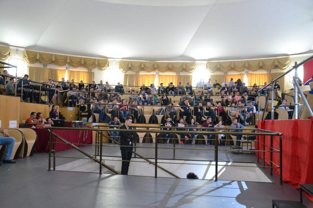 Зал ОК Одесса