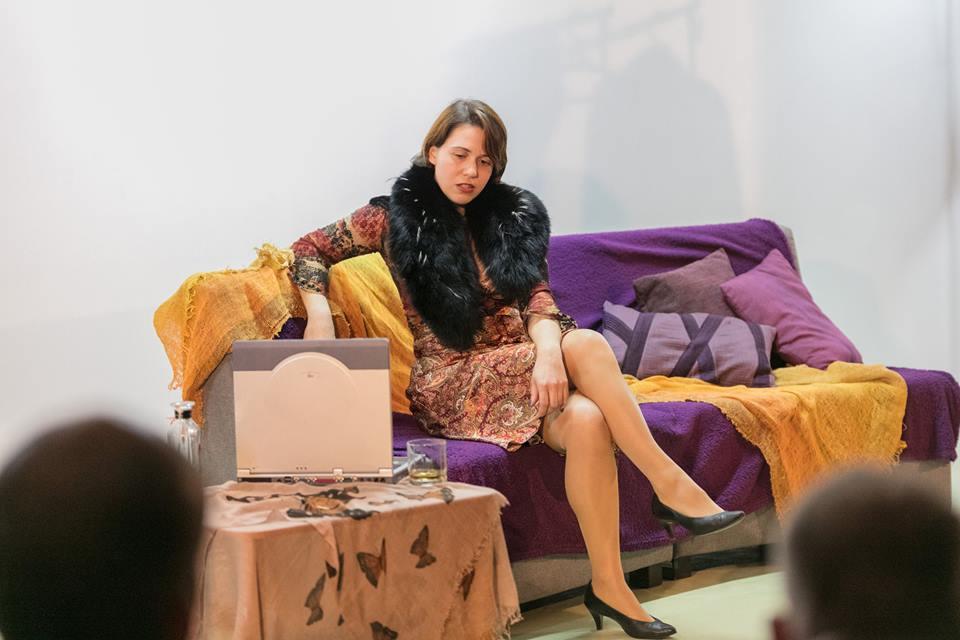 Марина Чабаненко - монологи
